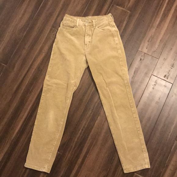 performance sportswear quality low cost Brandy Melville/John Galt Corduroy pants